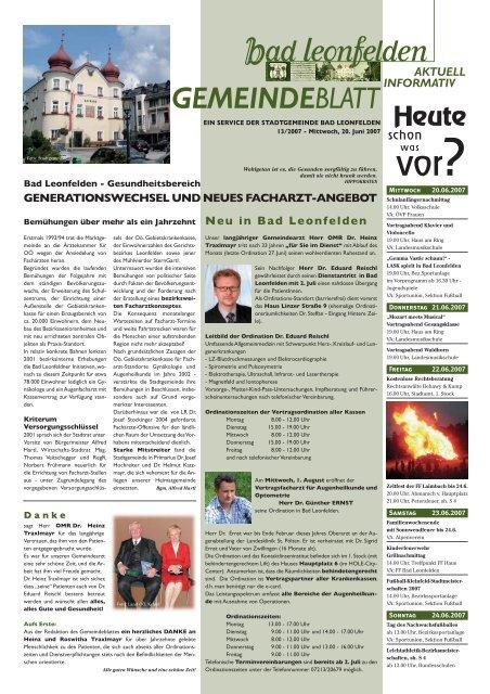 Sie sucht Ihn in Bad Leonfelden - kostenlose Kontaktanzeigen