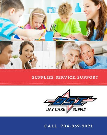 BSI Day Care Supply - updated