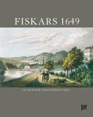 FISKARS 1649 - 360 år finsk industrihistoria