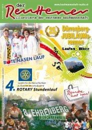 Reuttener August 2012 - Kaufmannschaft Reutte