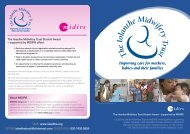 000-000 Contents - The Iolanthe Midwifery Trust