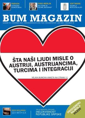 šta naši ljudi misle o austriji, austrijancima, turcima - BUM Magazin
