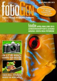 COSTA RICA in fotoGEN 2/2015