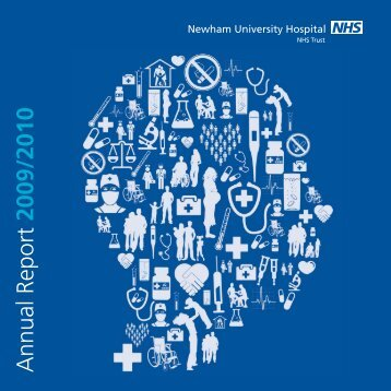 Annual report 2009 / 2010 - Barts Health NHS Trust
