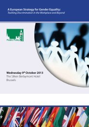 to download brochure - Public Policy Exchange