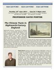 RAS 2013 June Newsletter - Royal Asiatic Society in Shanghai - Page 7