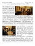 RAS 2010 December Newsletter - Royal Asiatic Society in Shanghai - Page 2