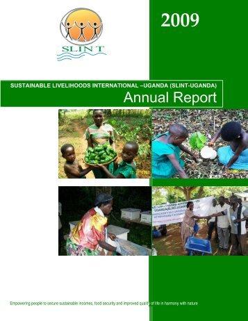 SLINT-UGANDA ANNUAL REPORT 2009.pdf - Nabuur