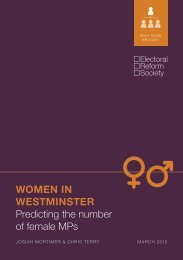 Women in Westminster FINAL