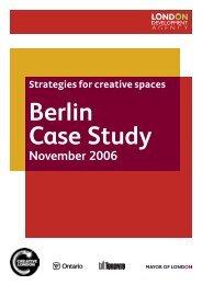 Berlin Case Study - Cities Institute