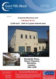 Woodside Place, Mount Pleasant, Wembley ... - Grant Mills Wood