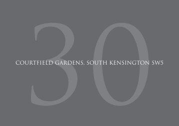 COURTfiELD GARDENS, SOUTH KENSINGTON ... - Hamptons Asia