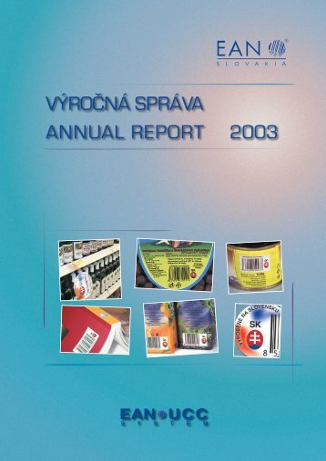 annual report - GS1 Slovakia