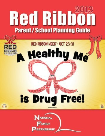 Download the 2013 Red Ribbon Planning Guide! - WordPress.com