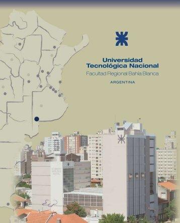 Descargar Folleto Institucional - FRBB - UTN - Universidad ...
