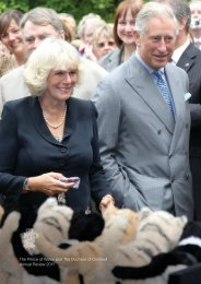 Annual Review 2011 - The Prince of Wales
