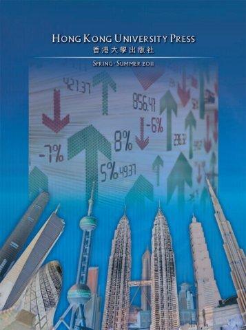 CONTENTS Spring • Summer 2011 - Hong Kong University Press