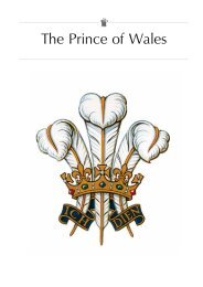 read it online as a PDF - The Prince of Wales