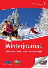 Winterjournal Lungau - Blasiwirt