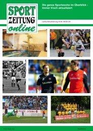 Sportzeitung Online KW17