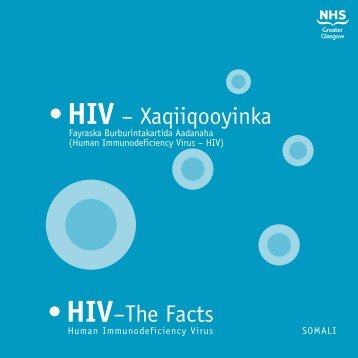 Somali HIV - A/w - Equalities in Health