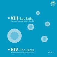 French HIV - A/w - Equalities in Health