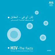 ARABIC - Equalities in Health