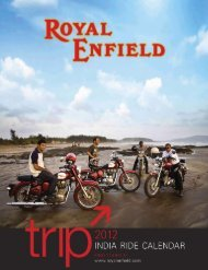 know more - Royal Enfield