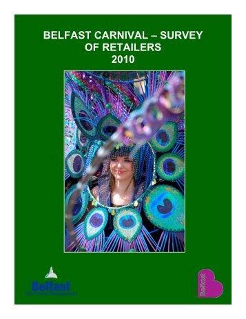 BELFAST CARNIVAL – SURVEY OF RETAILERS 2010
