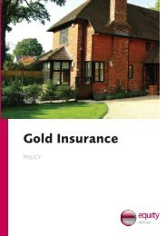 Gold Insurance - Adrian Flux