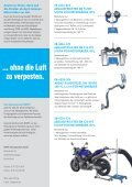 Ohne Absauganlage können Motorrad - Norfi-Absaugtechnik GmbH - Seite 2