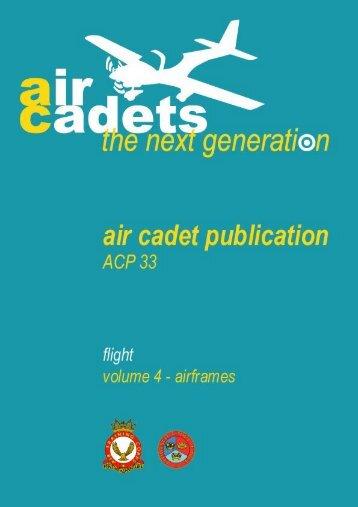 Airframes - 967 Air Cadets