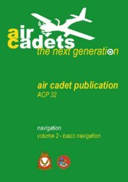Basic Navigation - 967 Air Cadets