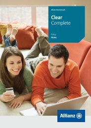 Clear Complete Home Policy - Adrian Flux