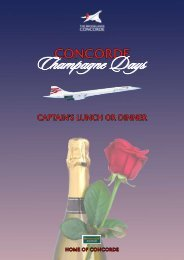 Champagne Days - Brooklands Museum