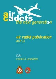 ACP33 Volume 3 - 967 Air Cadets
