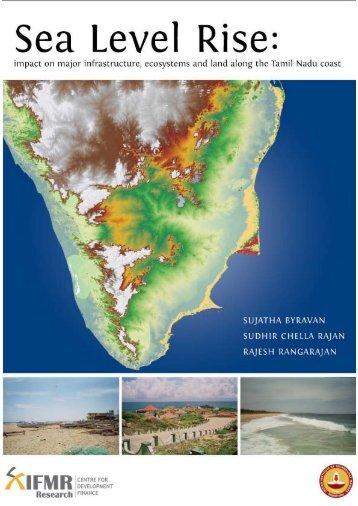 Sea level rise - Centre for Development Finance - IFMR