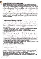 Ultraschallgeräte Bedienungsanleitung / Operating Instruction - Page 2