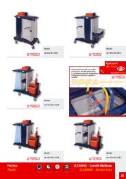 CLEANING - Carrelli  Multiuso CLEANING - Service ... - VIKING GULF