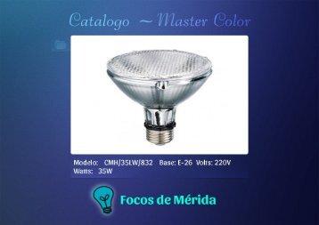 Catalogo Master Color