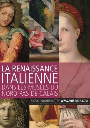 La Renaissance italiennes dans les musées du Nord-Pas ... - Musenor