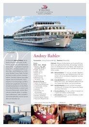 Andrey Rublev - Viking Flusskreuzfahrten