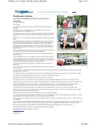 Page 1 of 2 TheSpec.com - People - Proudly made in Hamilton 7/3 ...
