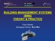 Course Contents - SatchNet Electronic Systems