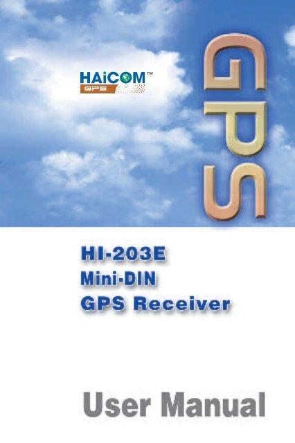 GPS HI-203E WINDOWS 8 DRIVERS DOWNLOAD