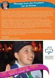 Annual Report 2009 Design.indd - Guides Victoria