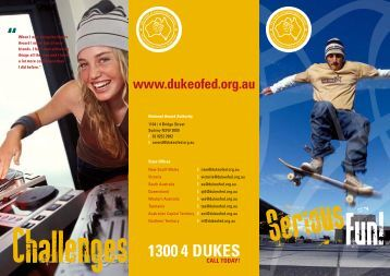 The Duke of Edinburgh's Award - Guides Victoria