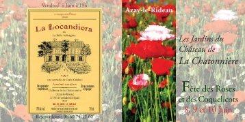 Flyer 2012 - fete des roses V2.indd - Jardinot - Le jardin du cheminot