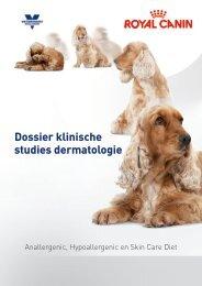 Dossier klinische studies dermatologie