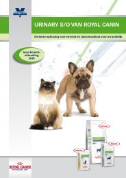 Urinary S/O van rOyal Canin